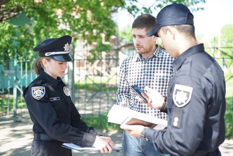 У день присяги патрульний у Кіровограді збив дитину