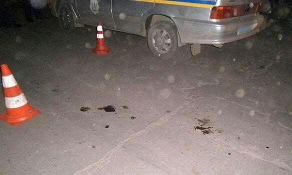 Не сподобалися маячки: в Хмельницькій області джип підрізав авто поліції