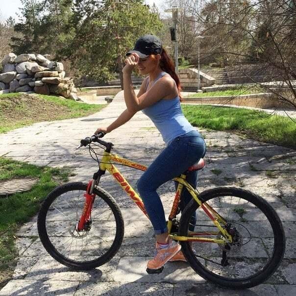 Самая сексуальная спортсменка Казахстана
