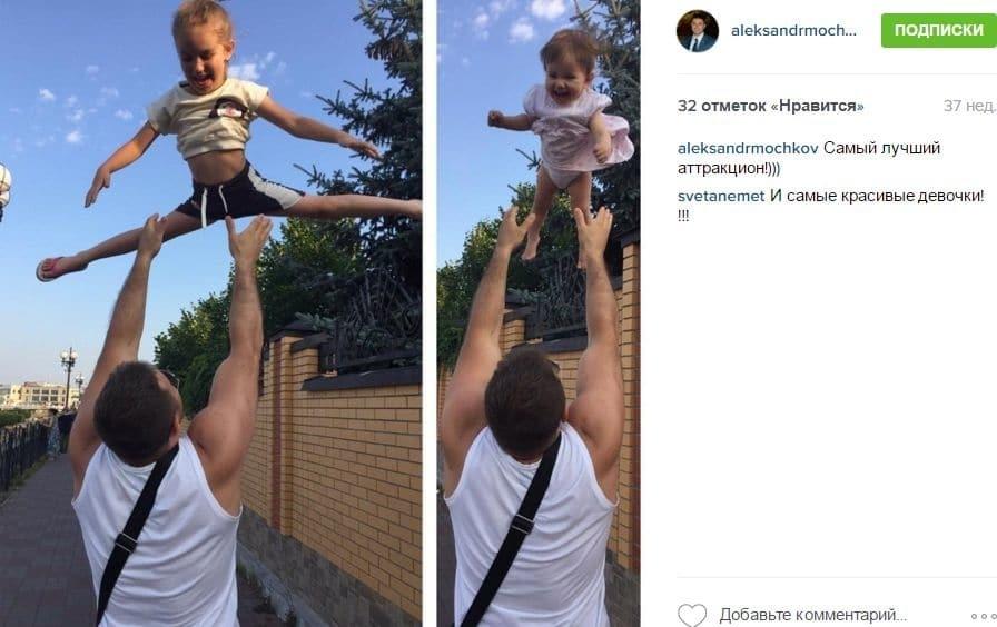 Ударовец Мочков признался, как похудел на 25 кг