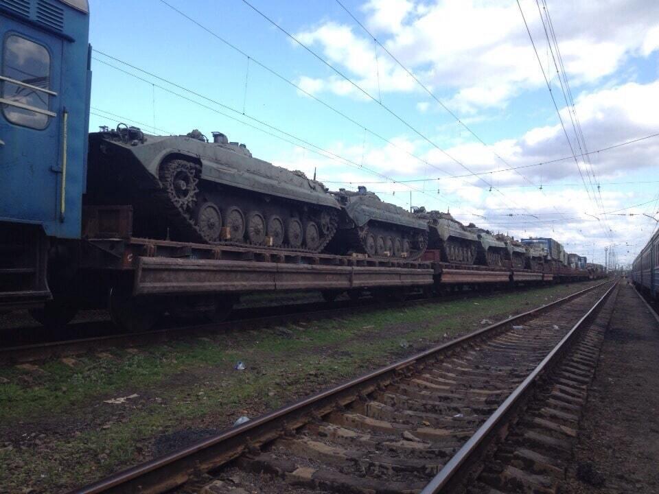 Немає техніки і бійців: бригаду з Кіровограда виведуть із зони АТО - ЗМІ. Фоторепортаж