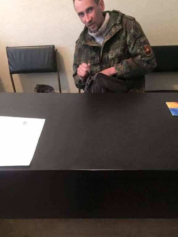 """У Києві п'яний """"самооборонівець"""" напав на творців муралу"""
