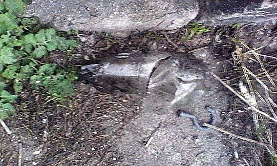 В Мариуполе пытались взорвать частный дом: фото последствий