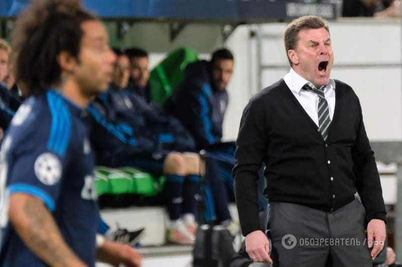 """""""Реал"""" сенсаційно програв """"Вольфсбургу"""" в 1/4 фіналу Ліги чемпіонів"""