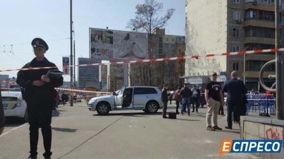 У Києві в автомобілі розстріляли директора спортклубу