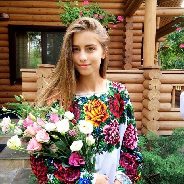 Юная звезда сети: внучка Софии Ротару покоряет Instagram