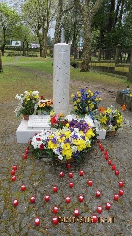 """""""Люта ненависть"""": у Португалії осквернили меморіал Небесної сотні"""