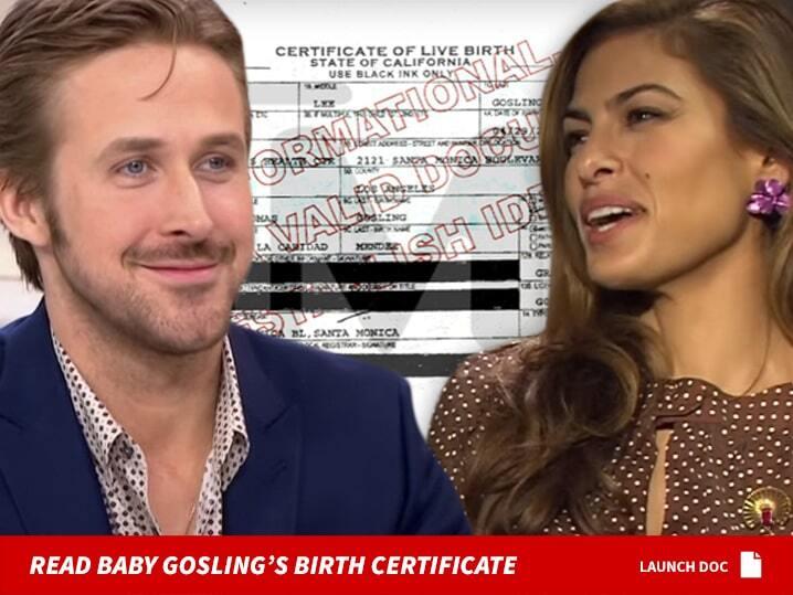 Беби-бум в Голливуде: Ева Мендес тайно родила второго ребенка от Райана Гослинга