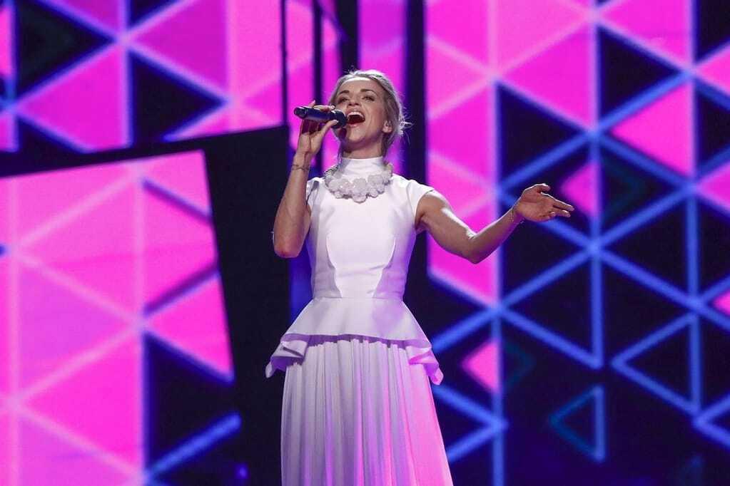 """""""Евровидение-2016"""": фото и видео победителей первого полуфинала"""