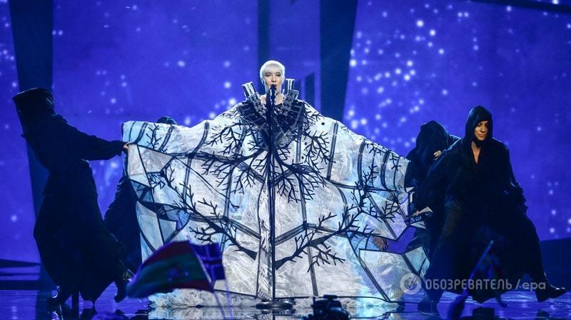 """""""Евровидение-2016"""": все результаты первого полуфинала конкурса"""