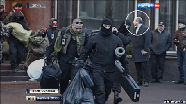 Російська пропаганда виставила Парубія божевільним куратором розстрілів на Майдані
