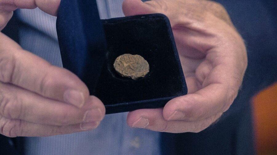 В Херсон повернули печатку князя Святослава Хороброго