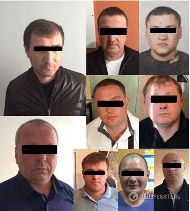 """У Києві затримали злодія в законі і групу """"авторитетів"""": подробиці операції"""