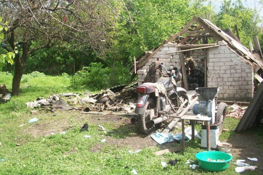 Взрыв на Днепропетровщине: погибли три человека