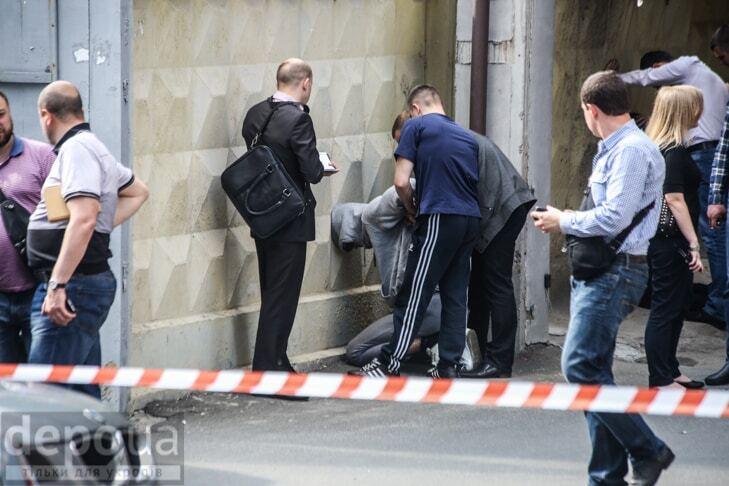Стрельба в центре Киева: полиция задержала подозреваемых в похищении людей
