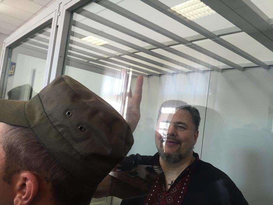 Суд вынес вердикт журналисту Коцабе