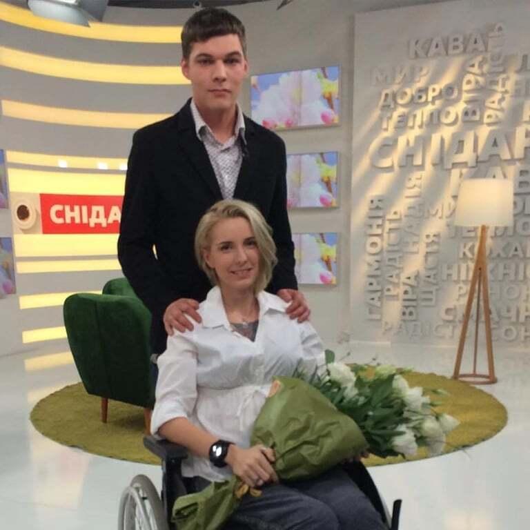 Яні Зінкевич освідчилися в прямому ефірі