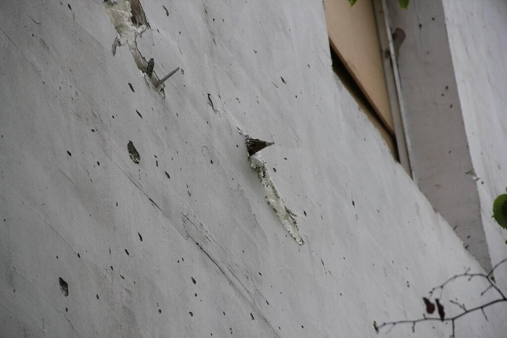 Штаб АТО показав фото із найгарячішої точки на Донбасі