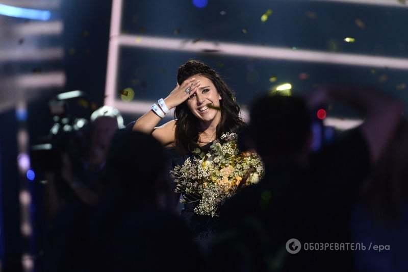 """""""Евровидение-2016"""": какие баллы поставили Украине"""