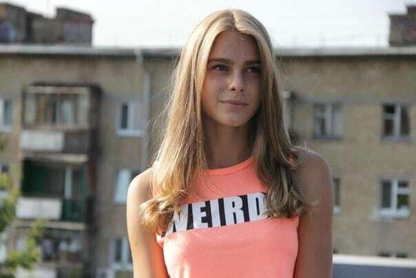 18-летняя украинская чемпионка покорила интернет своей красотой