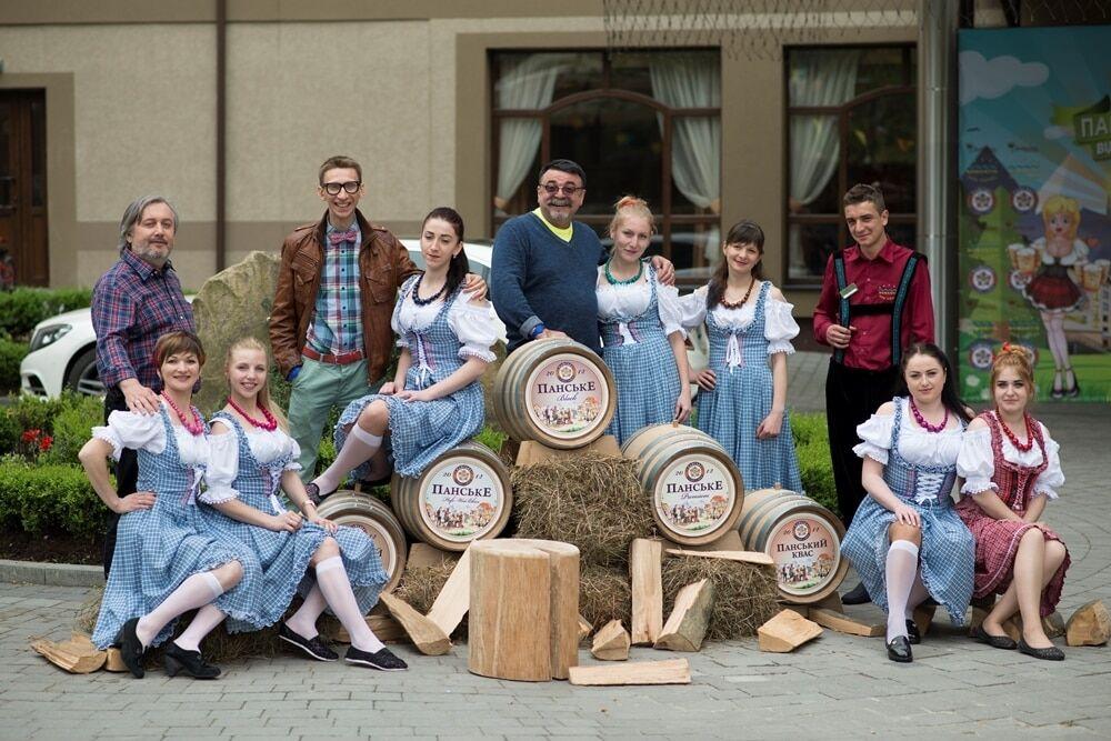 Мирзоян, Козловский и другие звезды открыли в Карпатах летний туристический сезон
