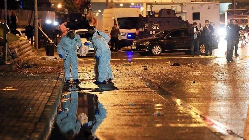 В Стамбуле прогремел взрыв: есть пострадавшие