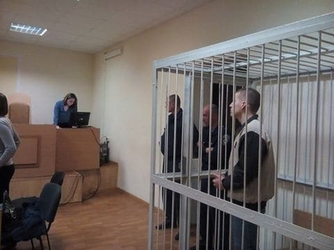 Бойня под Радой: суд принял решение по арестованному волонтеру