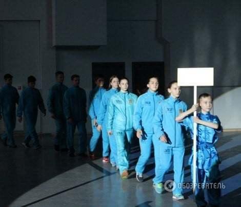 Украина выиграла пять золотых медалей на чемпионате Европы по ушу в Москве
