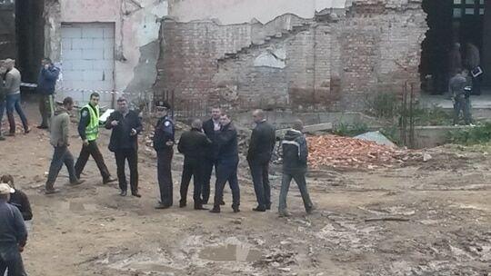 Стали відомі подробиці стрілянини в центрі Ужгорода
