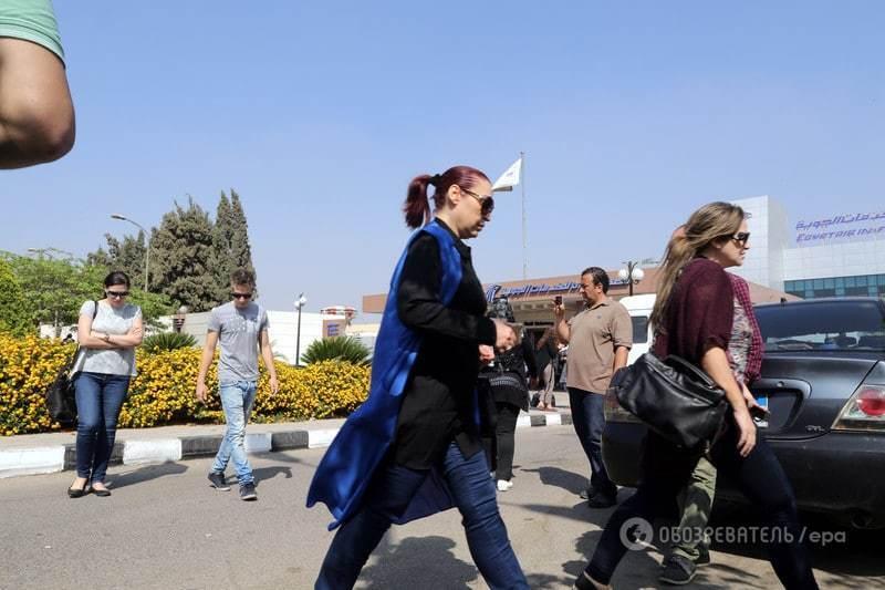 Крушение пассажирского самолета EgyptAir: все подробности, фото и видео