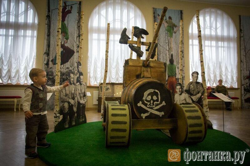 У Росії в цирку проводили військову пропаганду