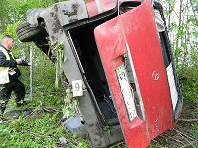 У Тернопільській області перекинувся автобус із підлітками: є загиблі