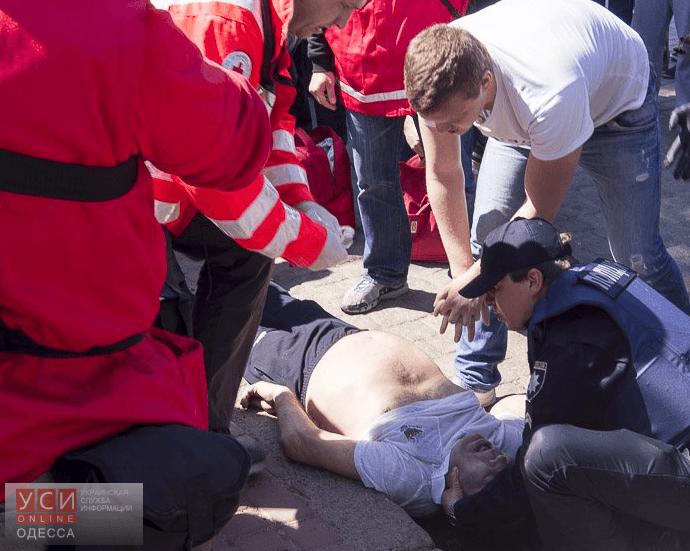 На Куликовому полі з'явилися постраждалі
