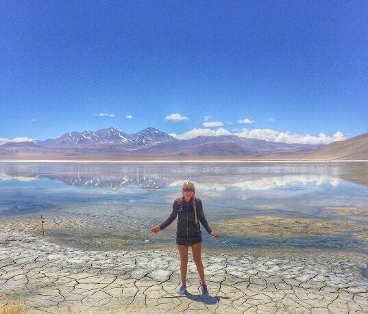 Девушка дня. Первая в истории украинка, которая покорила Эверест: яркие фото
