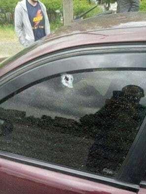 В Киеве водитель Lexus обстрелял Lanos: подробности инцидента