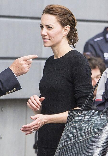 Змарніла Кейт Міддлтон зі всклоченим волоссям шокувала Великобританію