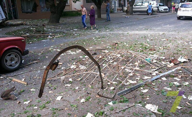 В Одессе прогремел второй взрыв за сутки, есть жертвы: подробности, фото и видео ЧП