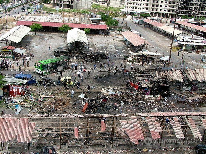 Число жертв серии терактов Сирии возросло до 148 человек, свыше 200 ранены