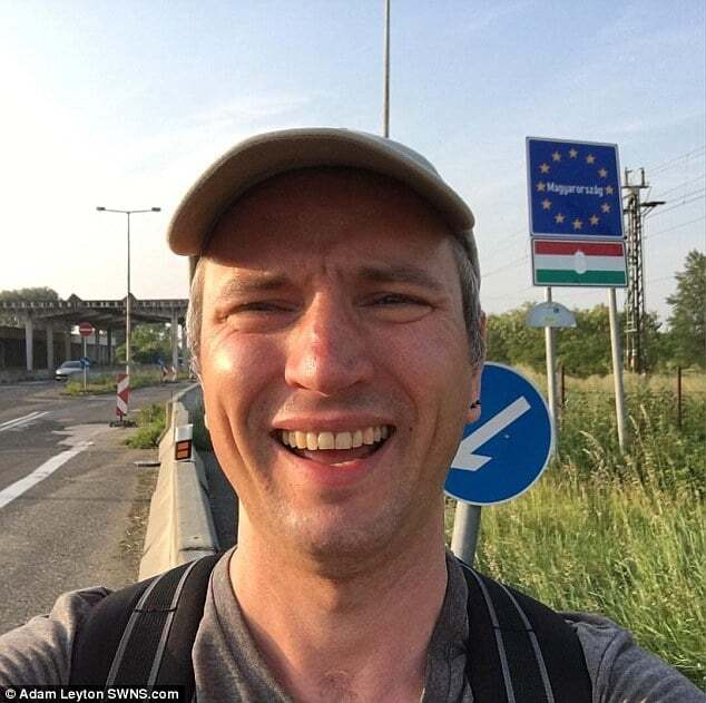 Новый мировой рекорд: британец за сутки смог объехать 12 стран