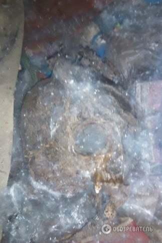 У підвалі київської багатоповерхівки діти знайшли людські кістки