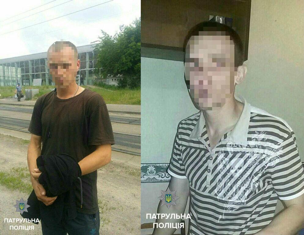 У Києві поліція затримала троєщинських грабіжників