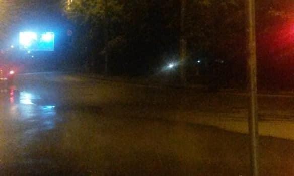 ЧП в Киеве: в Шевченковском районе дорогу залил кипяток