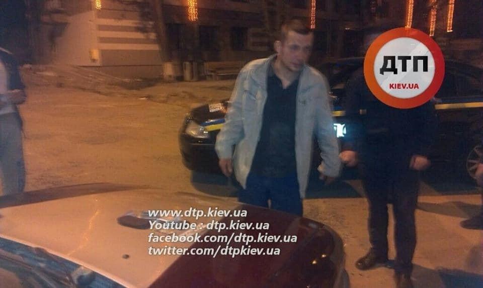 Новий поворот: батько малюка, якого у Києві переїхав Lexus, попався на наркотиках