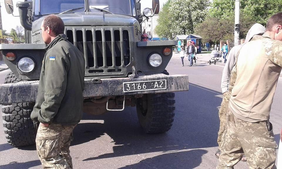 У Рівному сталася ДТП за участю п'яних військових - волонтер