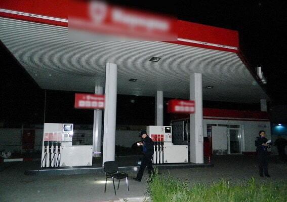 У Києві невідомі влаштували на АЗС стрілянину