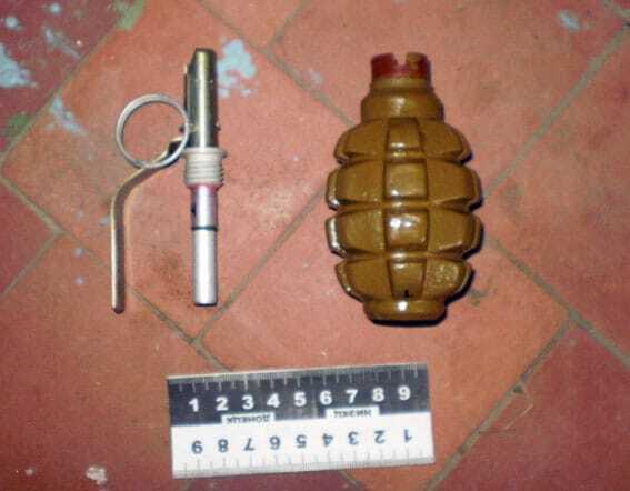 В жилом доме на Донбассе нашли боеприпасы
