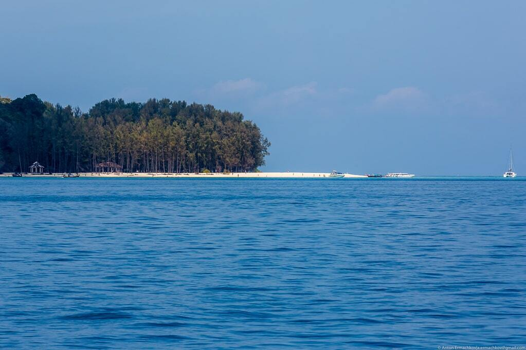 Таиланд �о�о по��я�а��ие пляжи о���овов П�и П�и