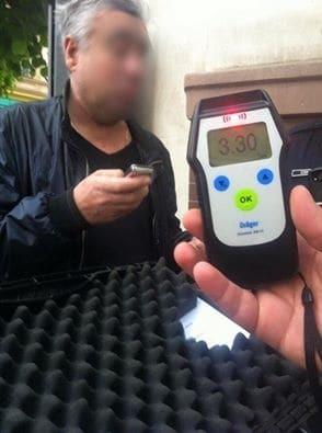 У Чернівцях зловили водія, рівень алкоголю в крові якого у 16 разів вище норми