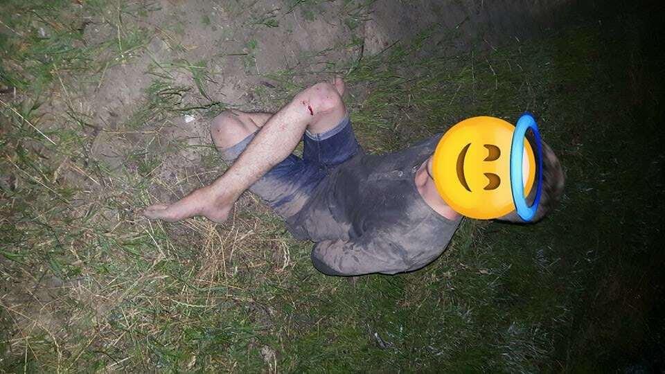 """Очередной """"Ростик"""": в Киеве полиция задержала пьяного водителя кофемобиля"""