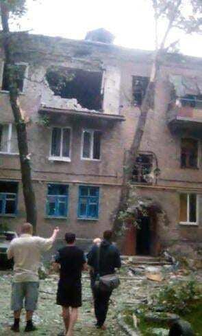 Кровавая провокация: террористы обстреляли жилые районы на Донетчине